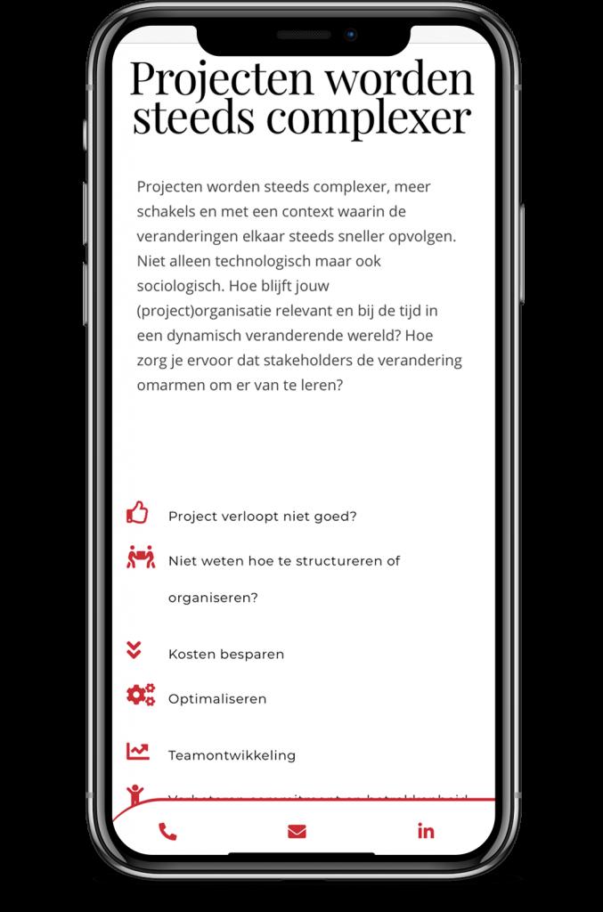 Professionele website bouwer Hilversum